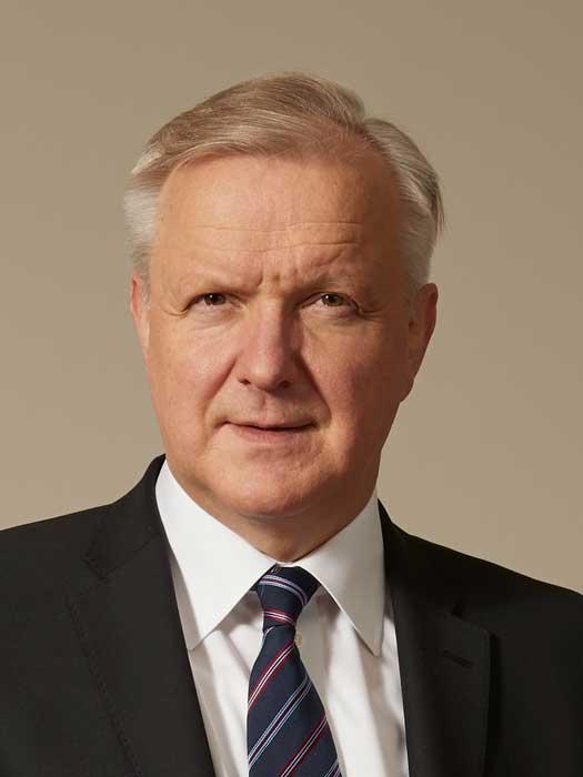 Haastateltava Olli Rehn