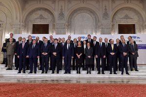 Puolustus on siirtynyt integraation marginaalista sen ytimeen. Se on tarkoittanut myös puolustusministereiden roolin vahvistumista. Vuoden 2019 ensimmäinen EU:n epävirallinen puolustusministerikokous järjestettiin Bukarestissa 30.–31.1.2019. Kuva: Agerpres / Radu Tuta