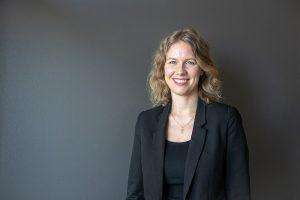 Writer Lisa Boström