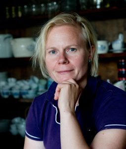 Kirjoittaja Heidi Wirilander