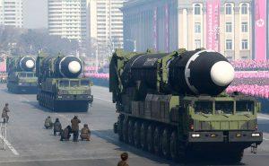Kuva: Lehtikuva/AFP Photo/KCNA via KNS